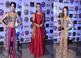 Lions Gold Awards 2019: Janhvi Kapoor, Warina Hussain, Jennifer Winget and others slay the red carpet-Photo Gallery