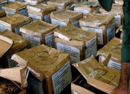 Coronavirus Update- Bihar Police nab 596 cartons of foreign liquor in Darbhanga