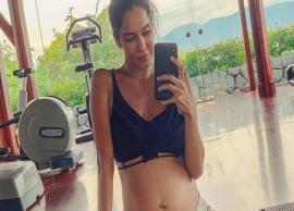 PICS- Mom-to-be Lisa Haydon shares her 'lazy pregnancy' pictures