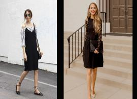 4 Ways To Look Gorgeous in Your Black Dress