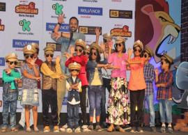 Rohit Shetty Launches Animation Series 'Little Singham'