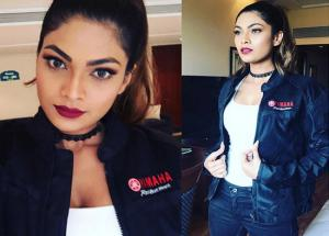 PICS Lopamudra From Sets of KKK8 is Too Hot To Handle