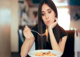 Suffering From Loss of Appetite, Here are Few Home Remedies For It