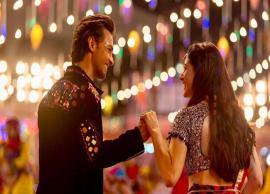 Salman Khan Shares New Poster of Loveratri Starring Aayush Sharma