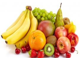 5 Fruits With Low Calorie To Help You Lose Weight