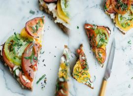 Recipe - Tomato Toast With Macadamia Ricotta Will Help You Stay Healthy