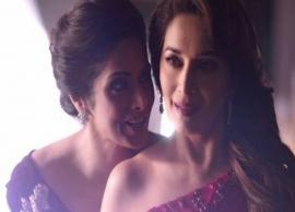 Jhanvi Kapoor is Happy That Madhuri Dixit Will Replace Sridevi