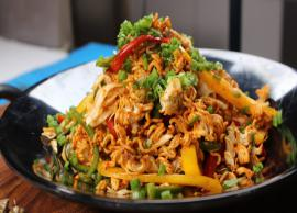 Recipe- Try This Delicious Maggie Bhel