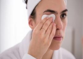 7 Ingredients You Can Use as Make-up Removers