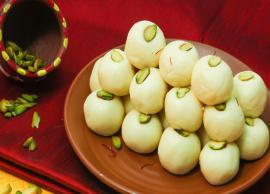 Navratri Recipe- Impress Maa Durga With Coconut Malai Peda