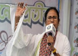 EC decision to curtail campaigning in West Bengal taken at BJP's direction, says Mamata Banerjee
