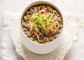Recipe- Easy To Make Manchow Soup