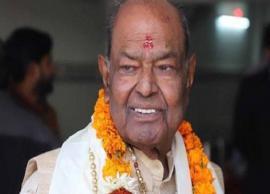कांग्रेस के बाद अब बीजेपी को लगा झटका, दिल्ली के पूर्व अध्यक्ष मांगे राम का निधन