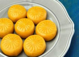 Summer Recipe- Flavorful and Delicious Mango Peda