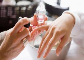 10 Tips To Do Manicure at Home