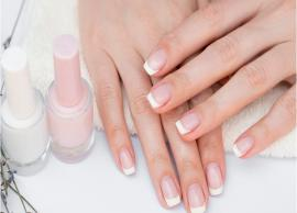 Know How can we keep healthy, perfectly Manicured Nails