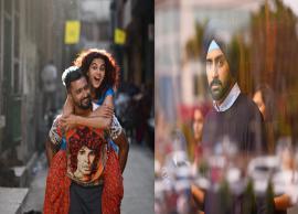 Abhishek Bachchan and Tapsee Looks Stunning in Manmarziyaan