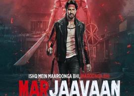 VIDEO- Watch Sidharth Malhotra, Tara Sutaria in a revenge saga in Marjaavaan Trailer