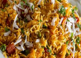 Recipe- Maharashtrian Style Masale Bhat