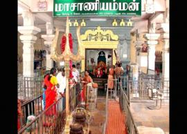 People Grind Red Chillies at This Temple To Get Their Prayers Granted