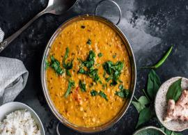 Recipe- Very Light and Easy To Digest Sabut Masoor Daal