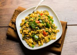 Recipe- Punjabi Style Matar Paneer Bhurji