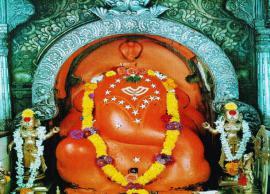 Ganesh Chaturthi 2018 :अष्टविनायकों में से एक श्री मयूरेश्वर गणपति मंदिर, जाना जाता है अपने चार दरवाजों के लिए
