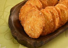 Karwa Chauth Recipe- Delicious Meethi Mathri