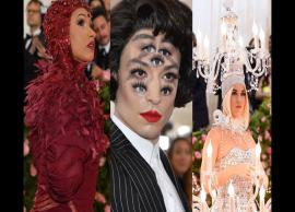 PICS- Met Gala 2019 quirky appearances-Photo Gallery