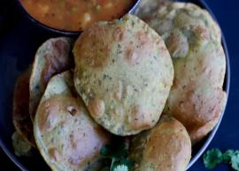 Recipe- Winter Special Methi Dal Poori