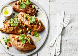 Recipe- Give Your Boring Potato a New Taste With Mexican Baked Potato