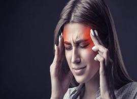 Does Migraine Irritates You Too Much? Try These 5 Home Remedies