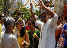 PICS- Milind Soman To Tie Knot With Girlfriend Ankita Konwar in Alibaug-Photo Gallery
