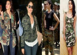 5 Tips To Look Stylish in Military Prints