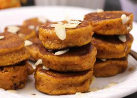 Recipe- Mini Pumpkin Pancakes are Perfect Treat For Everyone