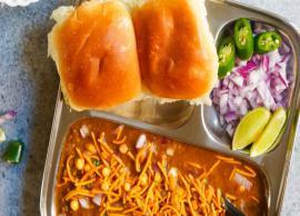 Recipe- Delectable Marathi Dish Misla Pav For Breakfast
