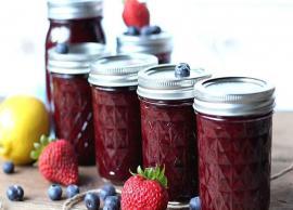 Recipe- Homemade Mixed Fruit Jam For Yummy Breakfast