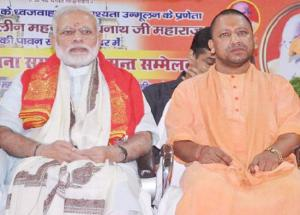 5 Things That are Common Between Modi and Yogi