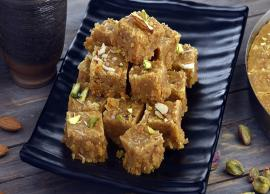 Recipe- Make The Festival Delicious With Homemade Mohanthal