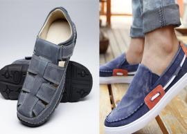 Footwear Every Man Must Own For Monsoon