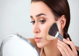 5 Make up Tips To Look Your Best During Monsoon
