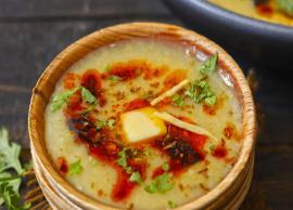 Recipe- Very Popular Moradabadi Moong Daal