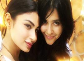 Ekta Kapoor wants Mouni Roy to shine like Gold on screen