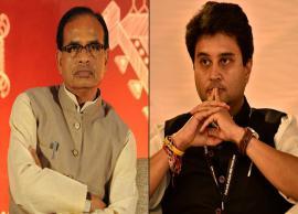 BJP Leading in Madhya Pradesh With 108 Seats
