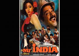 31 Years of Mr. India- Some Facts About The Movie