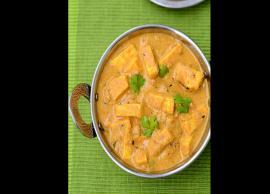 Recipe- Easy To Make Delicious Mughlai Paneer Korma