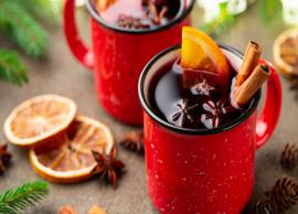 Recipe- Celebrate Friends Party With Non Alcoholic Mulled Wine
