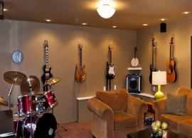 Tips To Create Music Room at Home