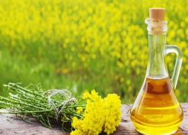 5 Amazing Benefits of Using Mustard Oil For Skin
