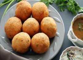 Recipe- Make Your Sunday Special With Mysore Bonda